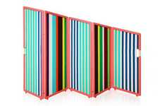 Striped Fabric Furniture