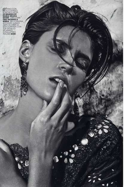 Dewy Tormented Editorials