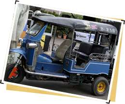 Peculiar Poop-Propelled Rickshaws - The Tuk Tuk 'Gasifier' at the Denver Zoo is Powererd by Waste