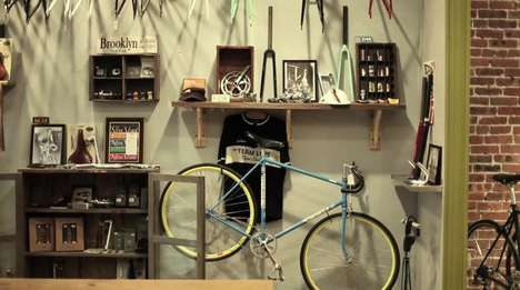 Interactive Bicycle-Building Stores