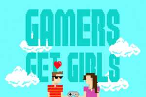 The 'Gamers Get Girls Infographic' Shows That Dating Sites Ca