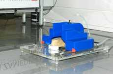 Fabulous Footwear Modifiers - The ShopInstantShoe Shoe-Molding Machine Quickly Customizes