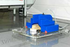 The ShopInstantShoe Shoe-Molding Machine Quickly Customizes