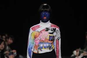 The Mikio Sakabe Fall 2012 Runway Show is Avant-Garde