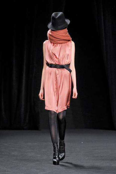 Faceless Model Runways