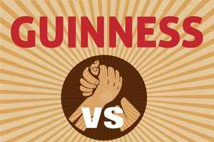 The Go Ireland Guinness VS Beer Infographic is Informative