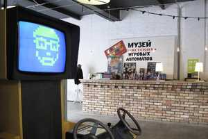 The Museum of Soviet Arcade Machines Brings Back the Good Days