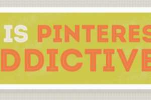 The 'Why is Pinterest So Addictive? Infographic' Tells the Truth