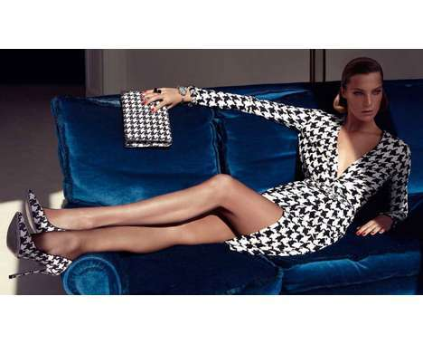 30 Hot Houndstooth Fashion Innovations