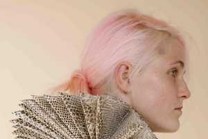 The Michelle Lowe-Holder SS 2012 Lookbook is Pink-Hued