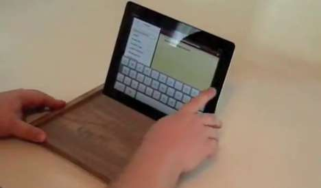 Woody Tablet Protectors