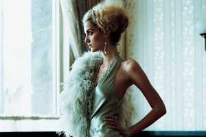 The Madame Figaro April 2012 Japan Issue Oozes Old School Glamour