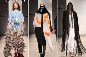 The Central Saint Martin College of Art and Design has Talented Pupils
