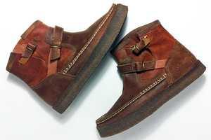 The Vans Vault 'Engineer Boot' Updates Classic Male Footwear