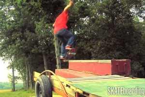 The Dan Mizicko 'Skate Harvest' Video Peers at Ohio's Cool Kids