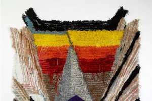 These Caroline Achaintre Textiles are Inventive
