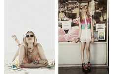 Hipster Beach Catalogs