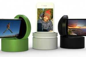 The Galileo Pan-Tilt iOS Accessory Makes Conversations 3-D
