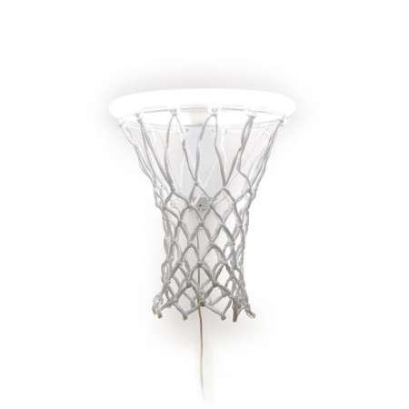 Glowing Basketball Hoops - The Dunk Light is Perfect for Jock Bachelor Pads