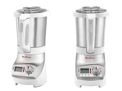 Self-Warming Food Processors