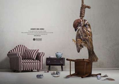 Suicidal Animal Ads