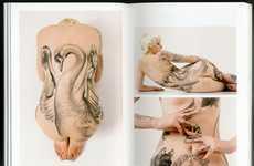 Body Art Portrait Books