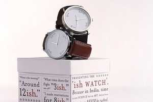 The 'ish Watch' is a Designed for Less-Punctual People