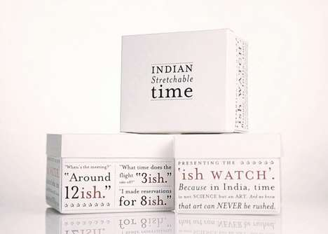 Tardiness-Encouraging Timepieces