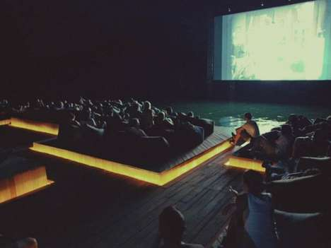 Floating Movie Theaters