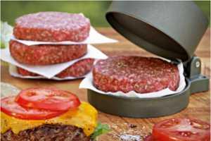 The Non-Stick Burger Press by Weston Makes A Perfect BBQ