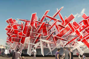 'Coca-Cola Beatbox' Building is Also an Instrument