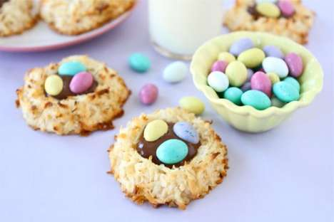 Egg-Cradling Confections