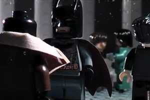 The Dark Knight Rises in LEGO Clip is Intense and Hilarious