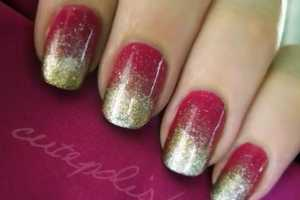 This Effie Trinket Nail Art by Cutepolish is Chic
