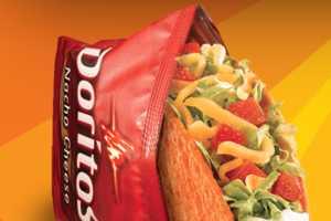 Taco Bell and Doritos Join Forces to Make Doritos Locos Tacos