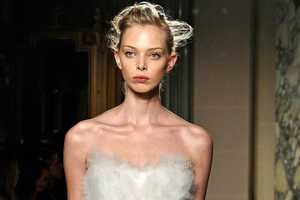 The Marchesa Fall 2012 Collection is Detail-Oriented and Elegant