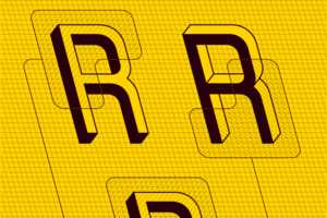 Frustro by Martzi Hegedűs is a New Typeface That Makes Reading a Puzzle