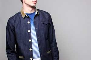 Never Lose Your Cool with the Hixsept Impulse Denim Jacket