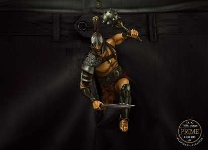 samurai viking gladiator