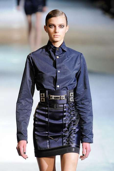 anthony vaccarello fw 2012