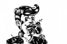 Fabulously Freaky Illustrations