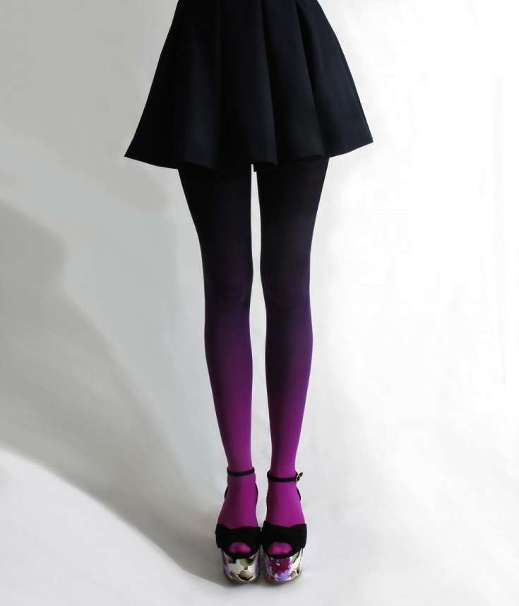 Bold Blended Tights