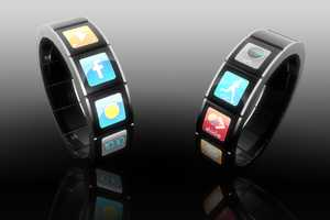 F. Bertrand's Watch the Future is Like a Wearable Smartphone