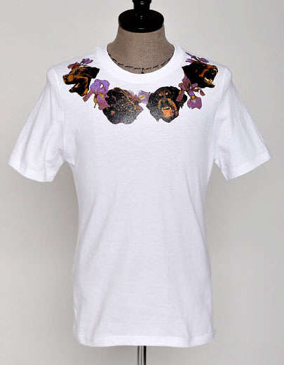 Fanged Floral Shirts