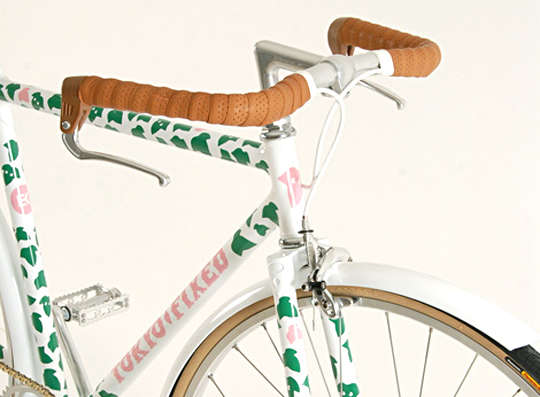Chic Printed Cycles