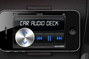 The Car Audio Deck Makes Listening to Tunes While Driving More Convenient