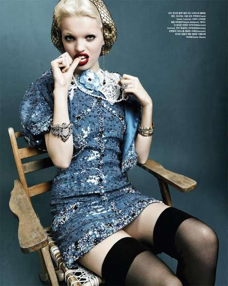 vogue korea april 2012