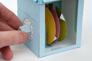 Rob Ives' DIY Paper Safe Boasts a Working Combination Lock