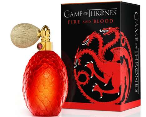 game of thrones fire and blood perfume
