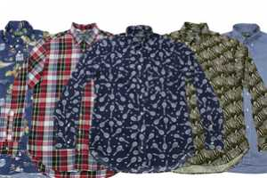 The Gitman Vintage SS 2012 Collection is Old-School Cool
